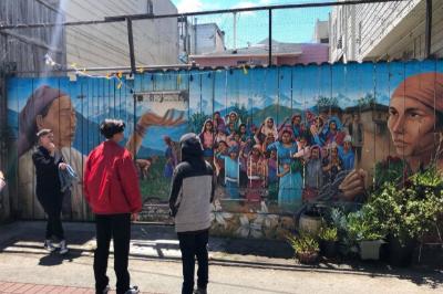 Everett Summer Mural Walk