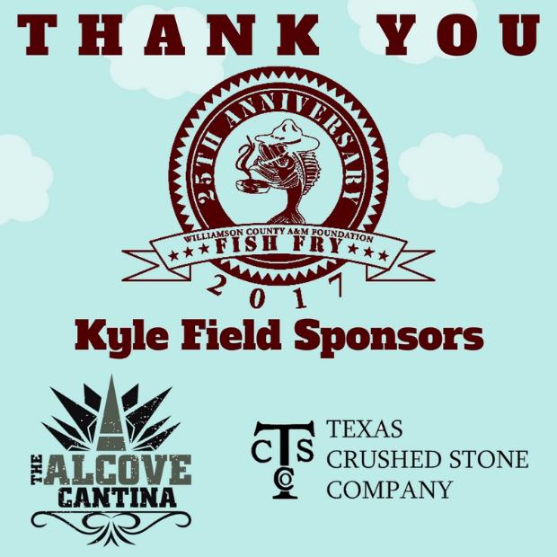 2017 Kyle Field Sponsors