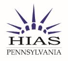 HIAS PA Logo