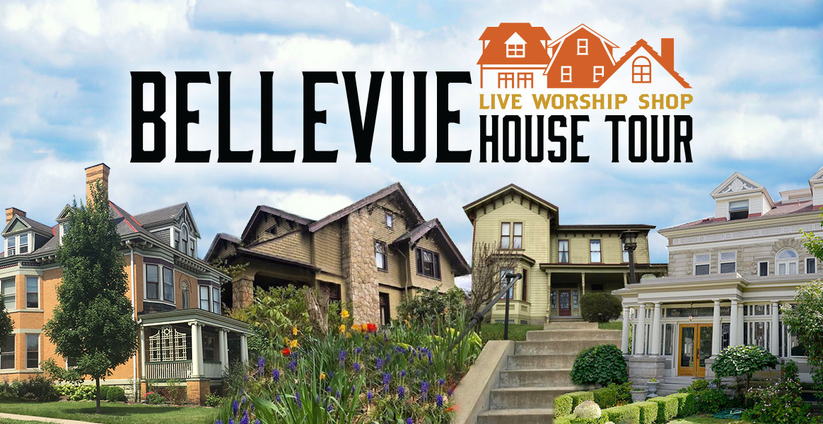 Bellevue House Tour
