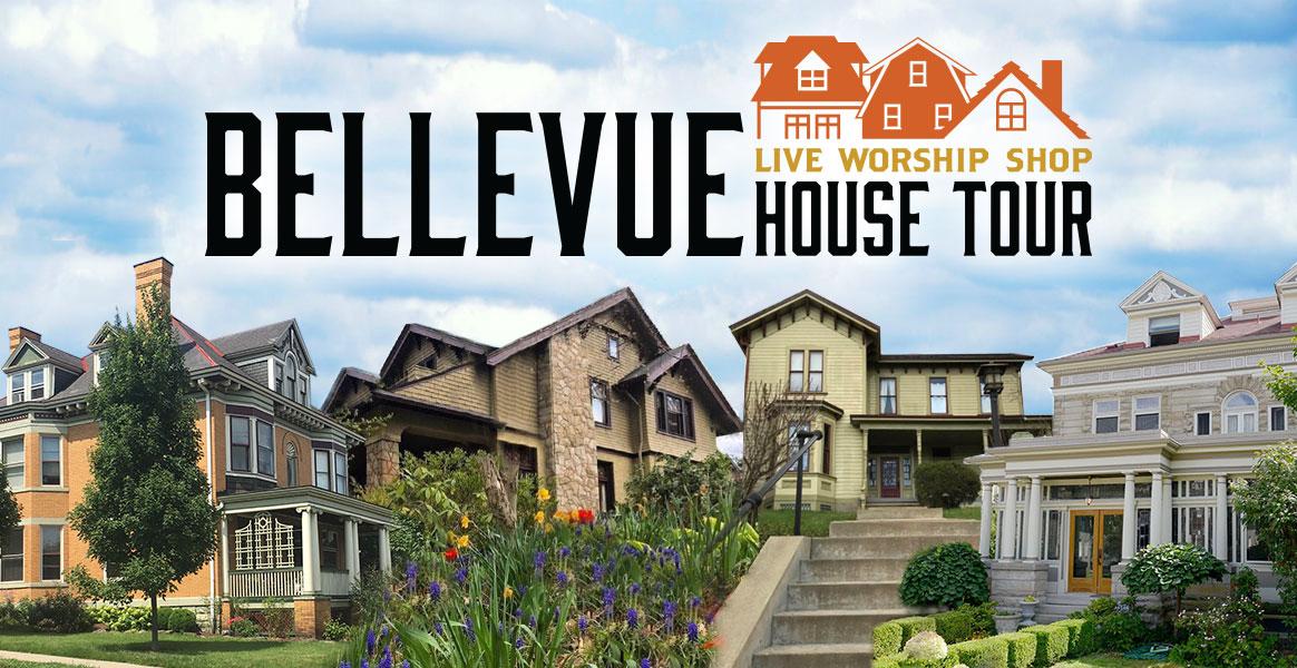 Bellevue House Tour