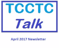 TCCTC-Talk for April 2017