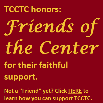 TCCTC honors Friends of the Center