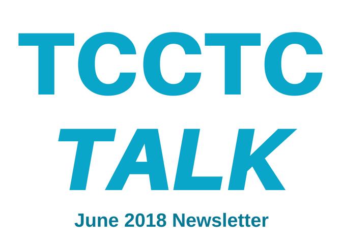 TCCTC TALK June 2018
