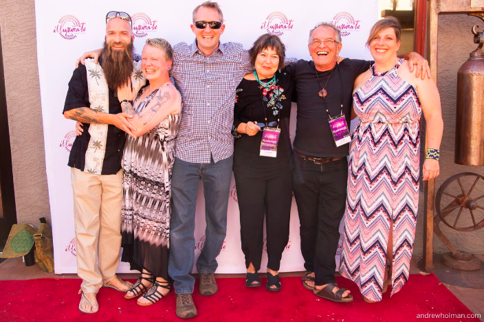 From Shock to Awe Filmmakers on the Red Carpet