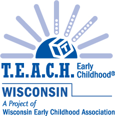 T.E.A.C.H. Early Childhood WISCONSIN logo