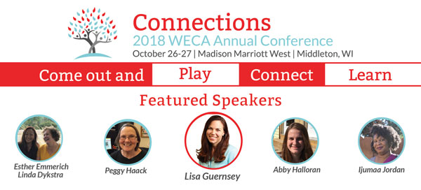 Connections 2018: Come out and Play, Connect, and Learn!