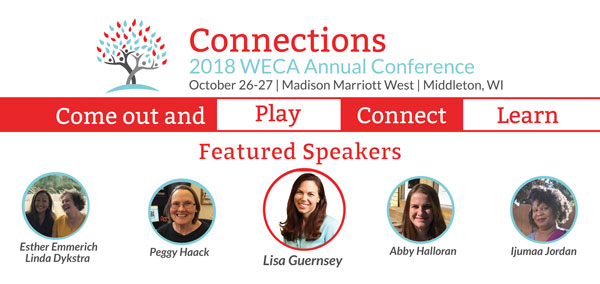 Join us at the WECA Conference