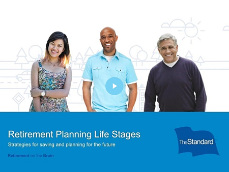 Retirement Planning Life Stages