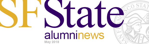 SF State Alumni News Banner