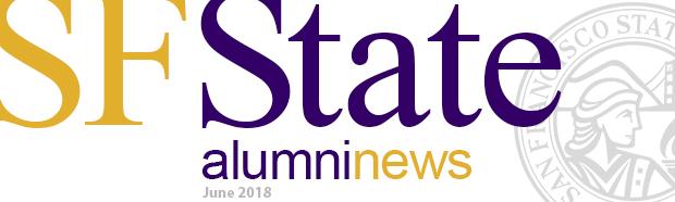 SF State Alumni News Banner