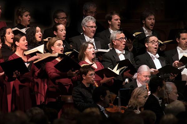 Bach's Motets