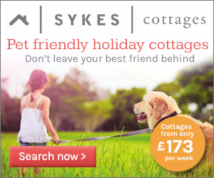Sykes pet friendly holiday homes