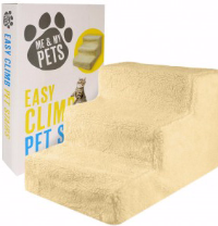 Easy climb pet stairs