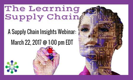 The Learning Supply Chain