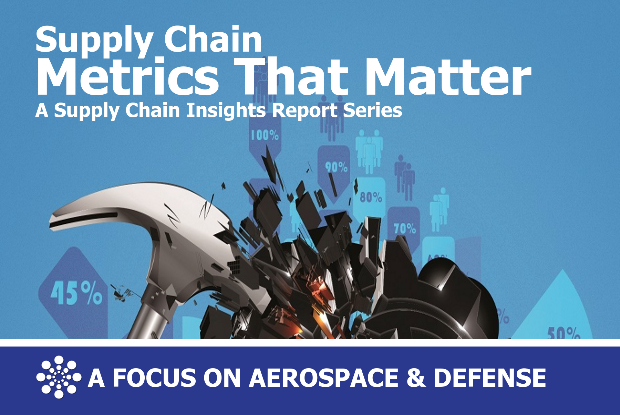 Supply Chain Metrics That Matter A&D