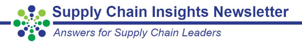 Supply Chain Insights Newsletter