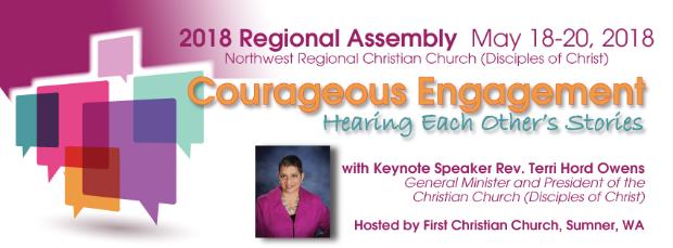 2018 Regional Assembly, May 18-20, 2018 - Sumner, WA