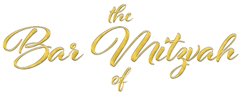 the Bar Mitzvah of