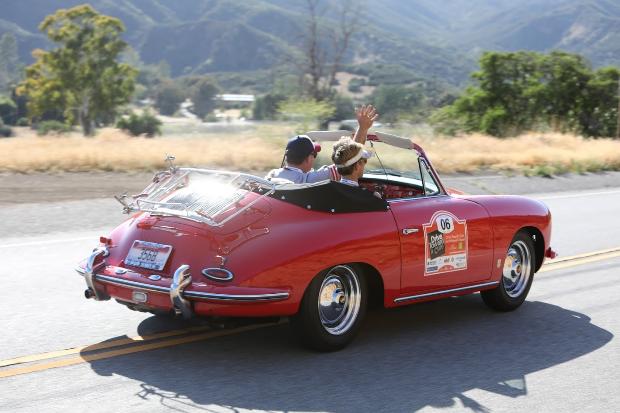 Drive Toward A Cure - California Adventure
