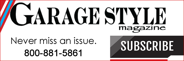 Subscribe to Garage Style Magazine