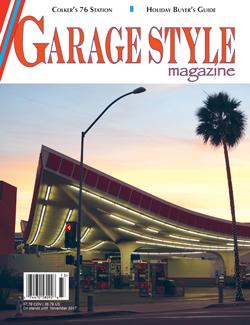 Garage Style Magazine - Issue 38