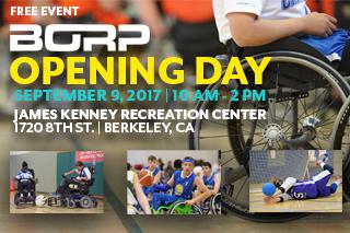 BORP Opening Day September 9 2017 James Kenney Recreation Center