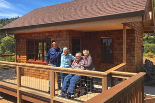 West Point Inn's Accessible Emig Cabin