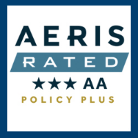 Aeris Rated FCLF 3 Star AA Policy Plus