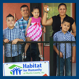 FCLF and Habitat for Humanity of Martin County