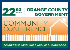Orange County Govt Community Conference