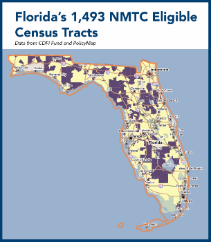 FL NMTC Eligible Census Tracts