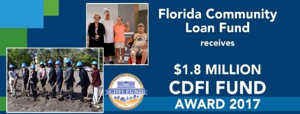 FCLF 2017 CDFI Award