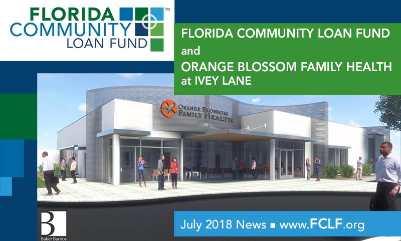 FCLF and Orange Blossom Family Health
