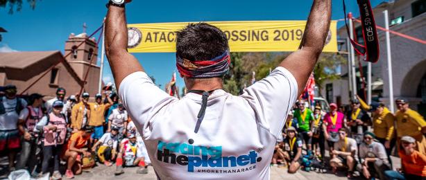 The Atacama Crossing Finish Line